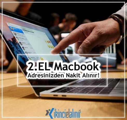 2. El Macbook Adresinizden Alınır